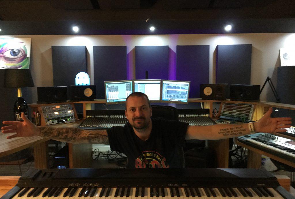 Andrea Colussi membro dello staff e fondatore del Tune