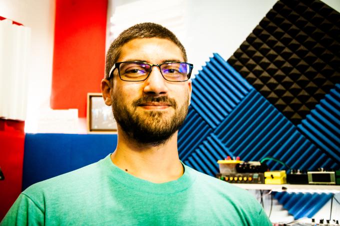 Tommaso Benedetto, produttore  e mastering engeneer